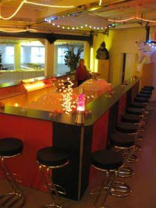 Eine Bar mieten für Ihren Event vor Ort