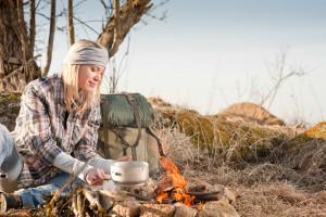 Abenteuer in der Wildnis erleben – bei einem zweitägigen Outdoor-Suvival-Camp