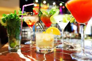 Bunt und lecker – Cocktails sind ein Partyhit