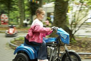 Elektromotorräder für Kids – auf der Rennbahn um die Wette düsen