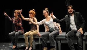 Theatergruppen und Schauspieler auf einem Event einsetzen – Vielfalt an Möglichkeiten