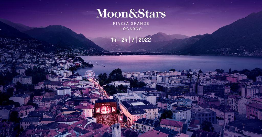 Das Moon And Stars findet von 14.- 24. Juli 2022 auf der Piazza Grande Locarno statt.