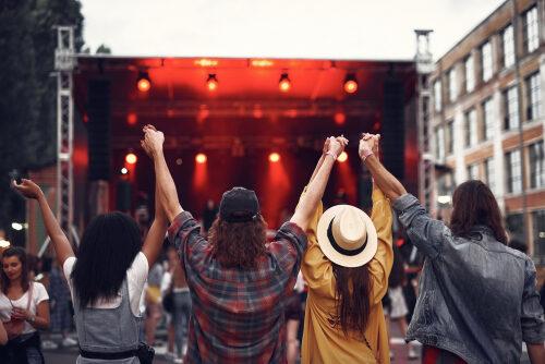 Das Greenfield Festival in Interlaken findet vom 3. - 5. Juni 2021 statt.