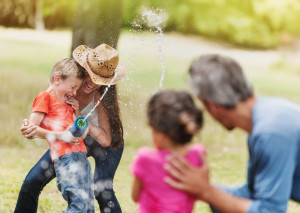 Tolle Ideen für einen Familien-Sommertag im Freien