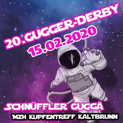 Das 20. Gugger-Derby findet am Samstag 15. Februar 2020 im MZH Kupfertreff Kaltbrunn statt.