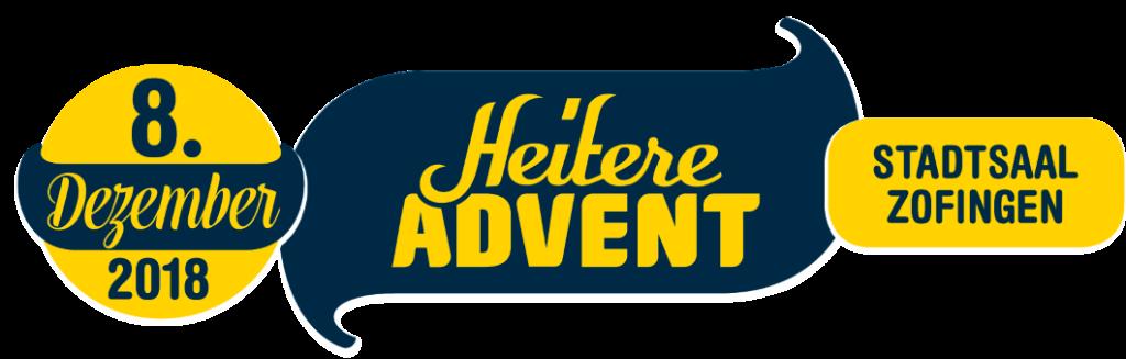 Heitere Advent 8. Dezember 2018