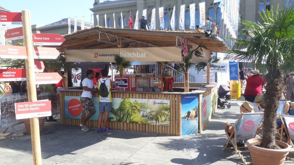 Tropical Beach Bar mieten