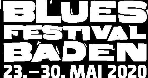 Das 16. Blues Festival Baden findet vom 23. – 30. Mai 2020 statt.