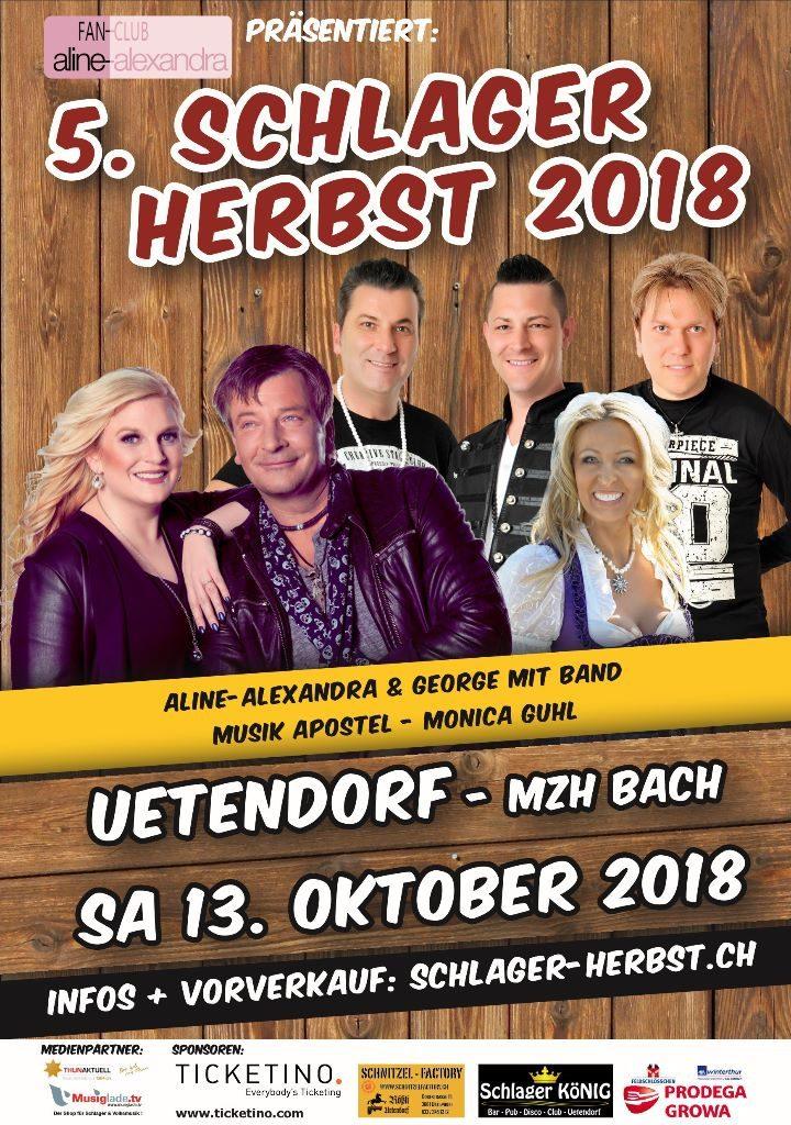 Schlager Herbst 2018