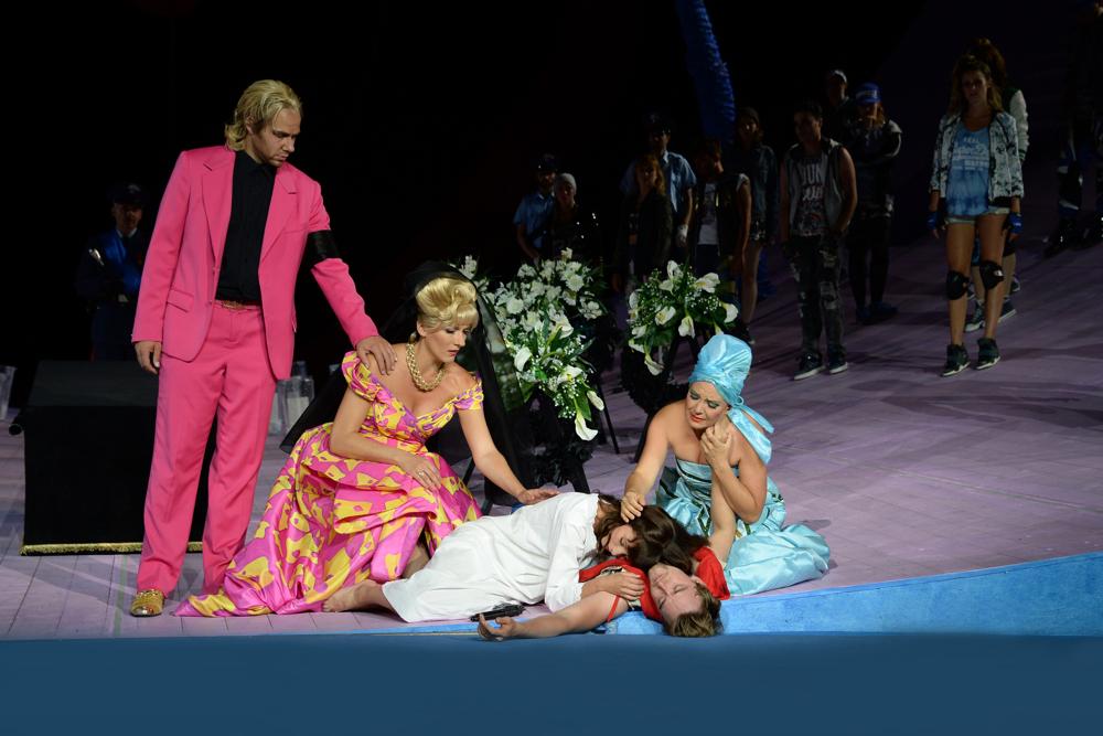 Kerstin Ibald, Romeo & Julia, Thunerseespiele (Bild: )