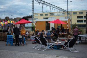 Zofingen AG: OXIL heisst Kulturbegeisterte willkommen – Jugendliche engagieren sich