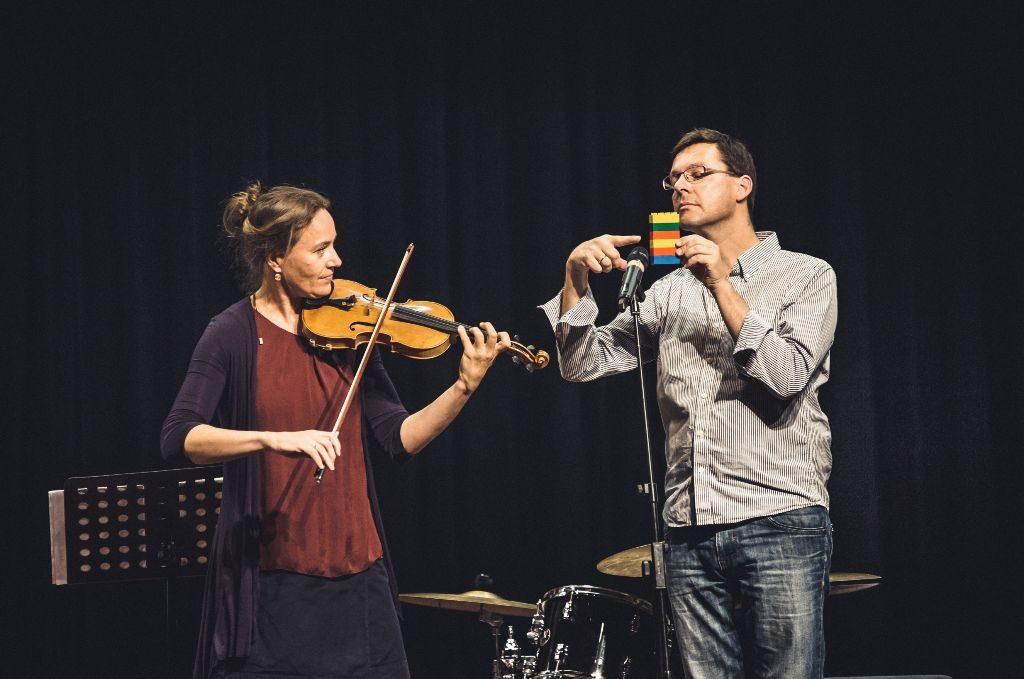 Kinder sind auch eine Zielgruppe des Konzertes. (Bild: Ferienland Schwarzwald/Florian Fleig)