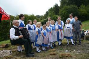Seien Sie dabei beim Wildnispark-Fest im Sihlwald und Langenberg