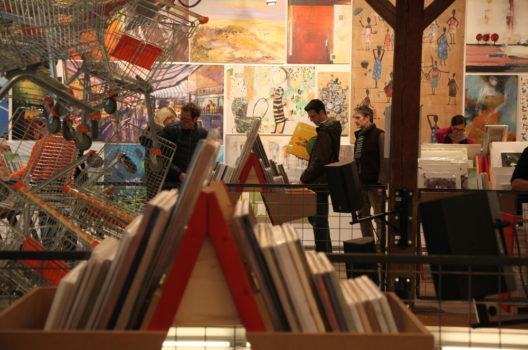 feature post image for 18. Solothurner Kunst-Supermarkt zeigt sich offen für alle