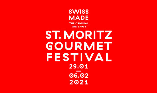 feature post image for St. Moritz Gourmet Festival 2021 «SWISS MADE» vom 29. Januar bis 6. Februar