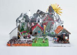 """Für Kreative: Nationaler Wettbewerb """"Recyclingkunst aus Metallverpackungen"""""""