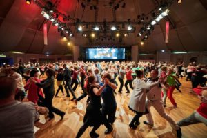 Die weltbesten Tänzer am zwölften Euro Dance Festival im Europa-Park erleben