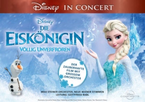 """""""Disney in Concert – Die Eiskönigin"""": Casting - kleine Sängerin gesucht"""