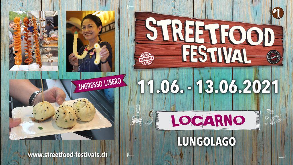 Street Food Festival in Lugano