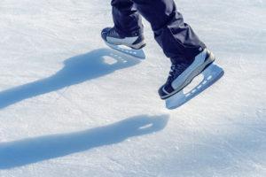 Stadt Zürich: Gelegenheiten nutzen und kostenloses Eislaufen geniessen