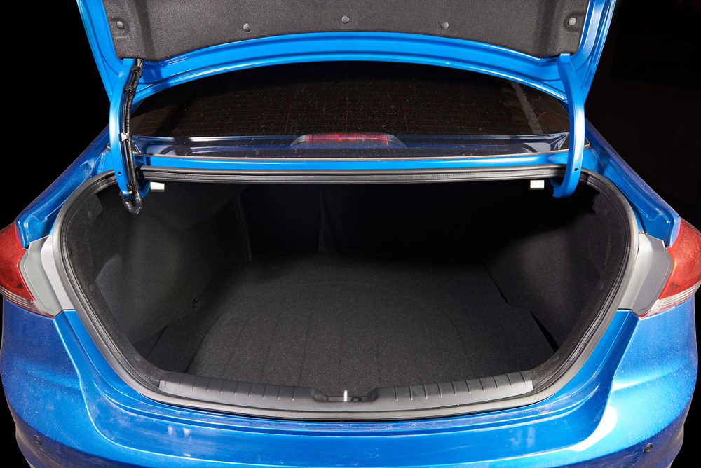Ist genügend Ladefläche vorhanden? (Bild: PixieMe - shutterstock.com)