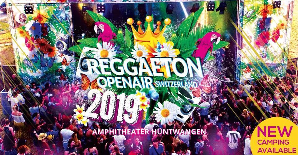 Reggaeton Openair Switzerland