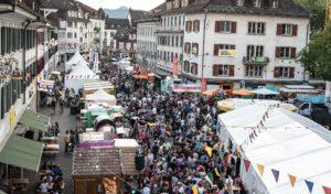 4. Street Food Festival Olten - ein wahres Fest für Schlemmerfreunde