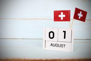 Vorsicht im Umgang mit Feuerwerkskörpern am Schweizer Nationalfeiertag (01. August)