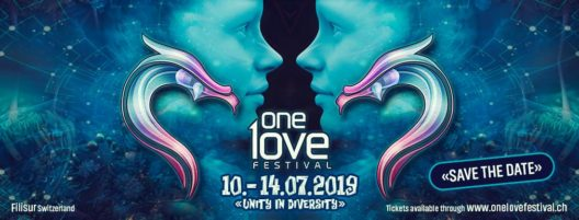 One Love Festival 2019 Filisur