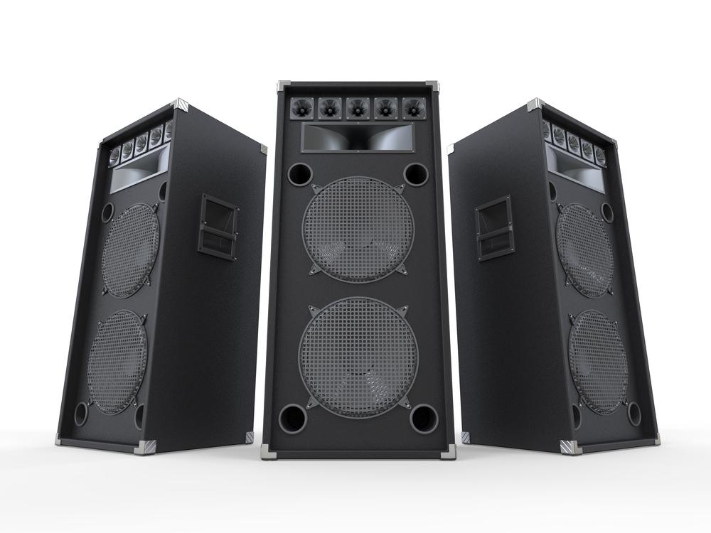 Stromverteiler für Lautsprecherboxen &. Co. (Bild: Nerthuz - shutterstock.com)