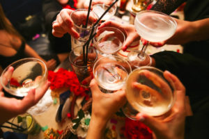 Schöne Feste feiern und entspannt leckere Drinks geniessen