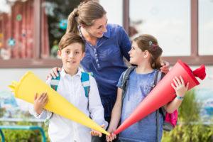 Party und Zuckertüte: Den Tag der Einschulung gebührend feiern