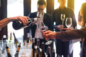 Die Weinprobe zuhause - ein geselliger Event