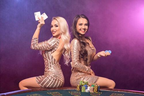 Casino Seiten und Online Poker