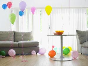 Das neue Zuhause wird eingeweiht – den Einzug mit einer tollen Party feiern