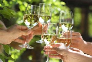 Ein Weinfest als aussergewöhnliches Firmenevent