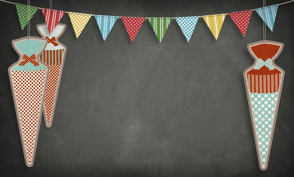 Den ersten Schultag gebührend feiern (Bild: TunedIn by Westend61 - shutterstock.com)