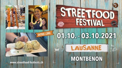 Street Food Festival Lausanne