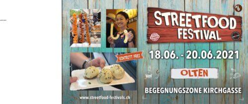 Street Food Festival Olten