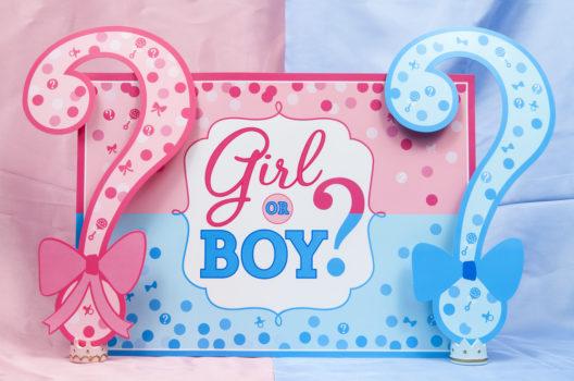 feature post image for Eine Gender Reveal Party mit Familie und Freunden feiern