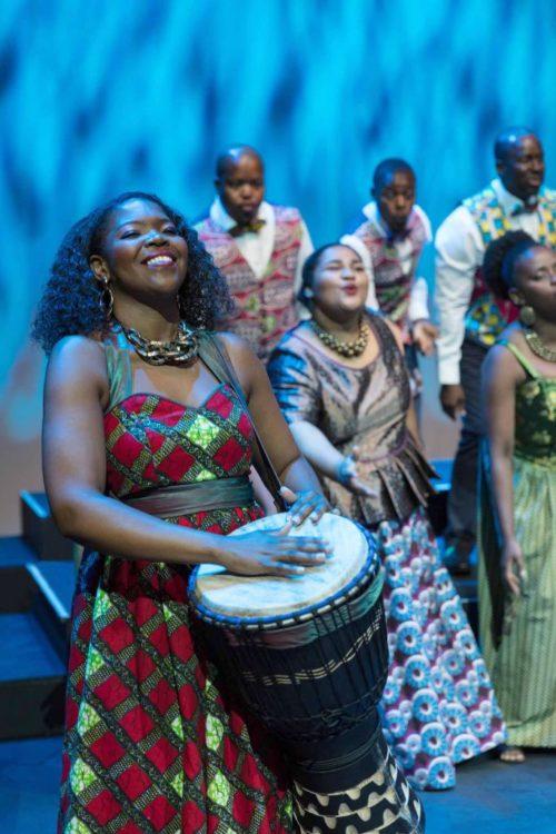 AFRICAN ANGELS findet am 8. Januar 2020 im Musical Theater Basel statt.