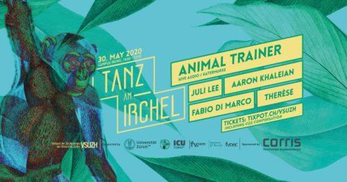 Tanz am Irchel findet am 30 Mai 2020 auf dem Campus Irchel statt.