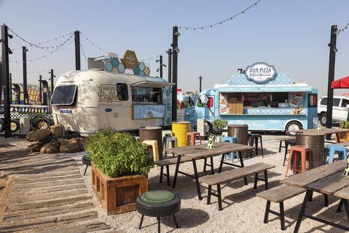 Das Food Truck Happening Schweiz in Thun findet vom 17. - 19. Juli 2020 statt.