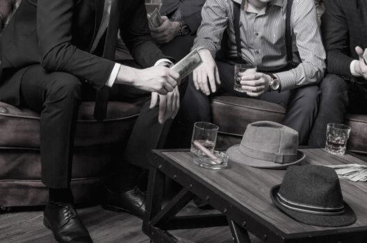feature post image for Gangster Party feiern à la Al Capone