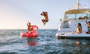 Feste auf See -  Was muss bei der Organisation beachtet werden?