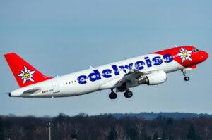 Edelweiss nimmt Ferienflugbetrieb wieder auf
