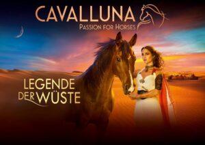 Erfolgsshow CAVALLUNA -