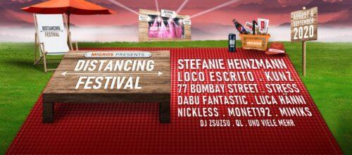 Distancing Festivals 2020