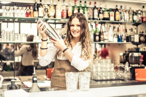 Barkeeper mieten