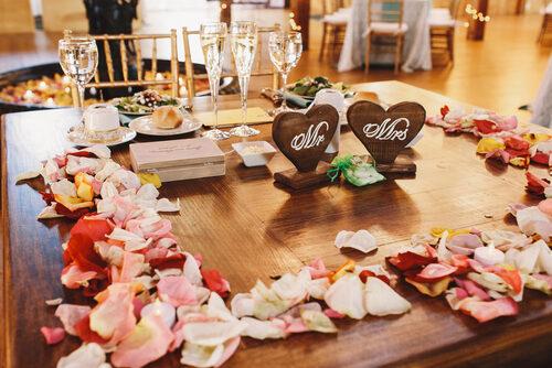 Candybar mieten & co - eine gelungene Hochzeitsfeier organisieren